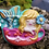 Thumbnail: Angelina the Mermaid Plastic Bath Bomb Mold