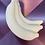 Thumbnail: A Banana Bunch Plastic Bath Bomb Mold
