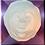 Thumbnail: Scary Gingerbread Man Plastic Bath Bomb Mold