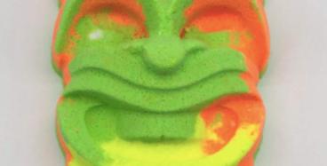 Totem/Tiki Plastic Bath Bomb Mold