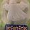 Thumbnail: Screeching Ghost Plastic Bath Bomb Mold
