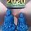 Thumbnail: Large or Medium Sacred Buddha Plastic Bath Bomb Mold