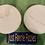 Thumbnail: Jumbo Sized Halloween Couple Plastic Bath Bomb Mold Set