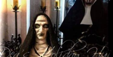 Scary Nun Plastic Bath Bomb Mold
