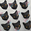 Thumbnail: My Mystical Cat's Meow Plastic Bath Bomb Mold(s)