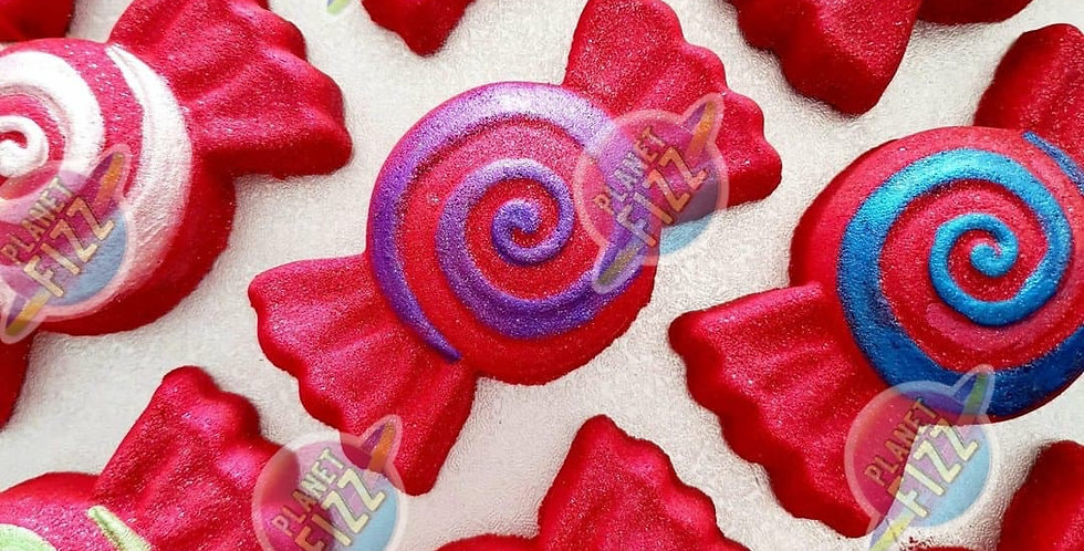 Holiday Sweets Plastic Bath Bomb Mold Collection- Holiday Sweets Set