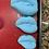 Thumbnail: Large/Medium/Small Sexy Bitten Lip Plastic Bath Bomb Mold