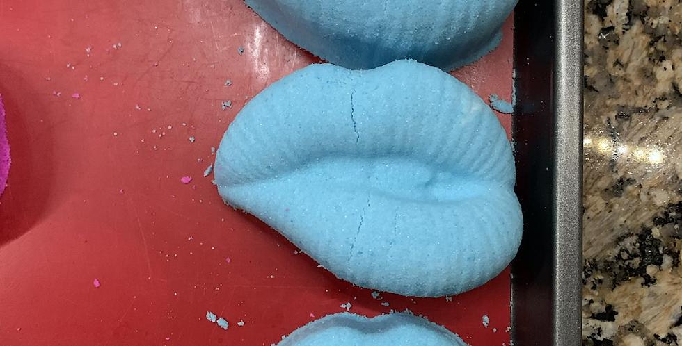 Large/Medium/Small Sexy Bitten Lip Plastic Bath Bomb Mold