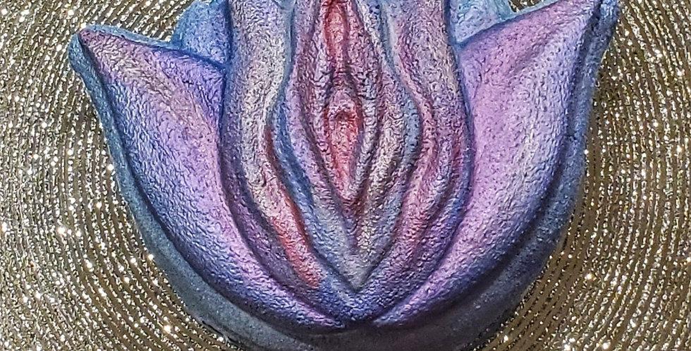 Vagina Flower Plastic Bath Bomb Mold