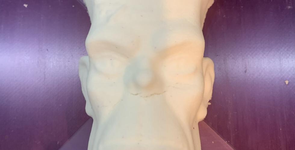 Mr. Frank Plastic Bath Bomb Mold