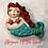 Thumbnail: Real Mermaids Have Curves Plastic Bath Bomb Mold