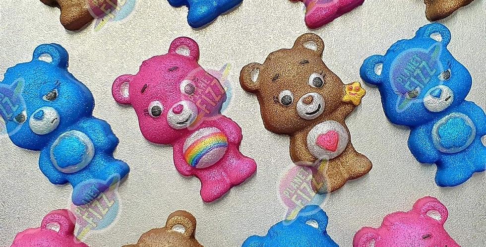 Cute Bears Plastic Bath Bomb Mold Set