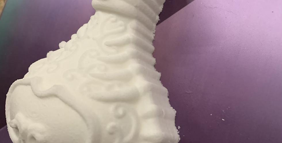 Powdered Bones Potion Bottle Plastic Bath Bomb Mold
