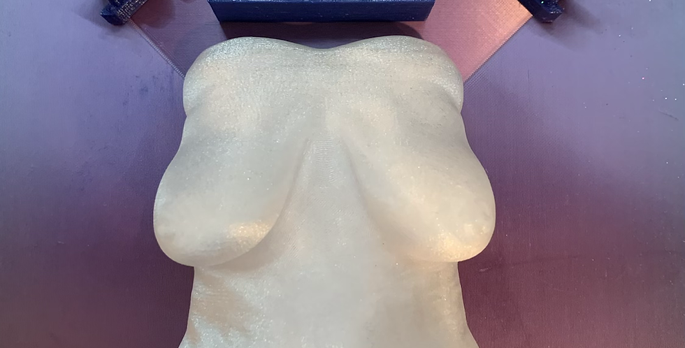 A Real Woman Plastic Bath Bomb Mold