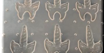 Multi Cavity Unicorn Plastic Mold