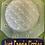 Thumbnail: Round Mermaid Plastic Bath Bomb Mold