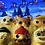 Thumbnail: Classic Holiday Characters Plastic Bath Bomb Mold Set