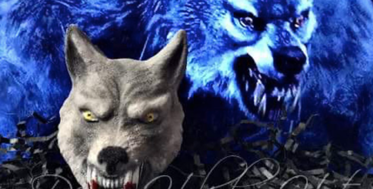 Werewolf Bath Bomb Mold