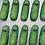 Thumbnail: Cartoon Pickle Plastic Bath Bomb Mold