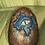 Thumbnail: Dragon/Dinosaur Egg Plastic Bath Bomb Mold