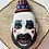 Thumbnail: Halloween Clown Character Plastic Bath Bomb Mold