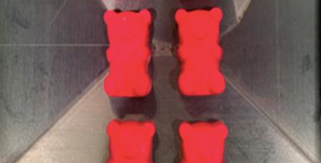 Mini Yummie Gummies Six Multi Cavity Bath Bomb Mold