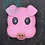 Thumbnail: Farmyard Pig Plastic Bath Bomb Mold