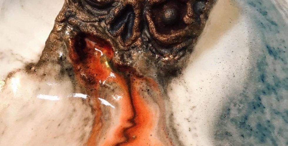 Book of the Dead Plastic Bath Bomb Mold