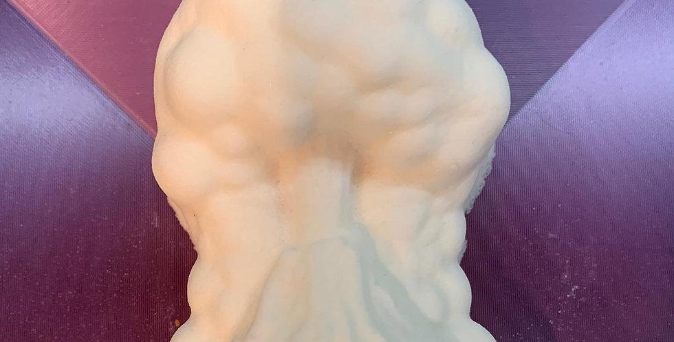 Erupting Volcano Plastic Bath Bomb Mold