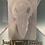 Thumbnail: Ravens Skull Plastic Bath Bomb Mold- Large