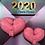 Thumbnail: Large or Medium Unzip My Heart Plastic Bath Bomb Mold