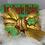 Thumbnail: Holiday Bow with Holly Plastic Bath Bomb Mold