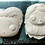 Thumbnail: The Bride & Groom Plastic Bath Bomb Mold Set