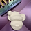 Thumbnail: A Christmas Mouse Plastic Bath Bomb Mold - Two Sizes