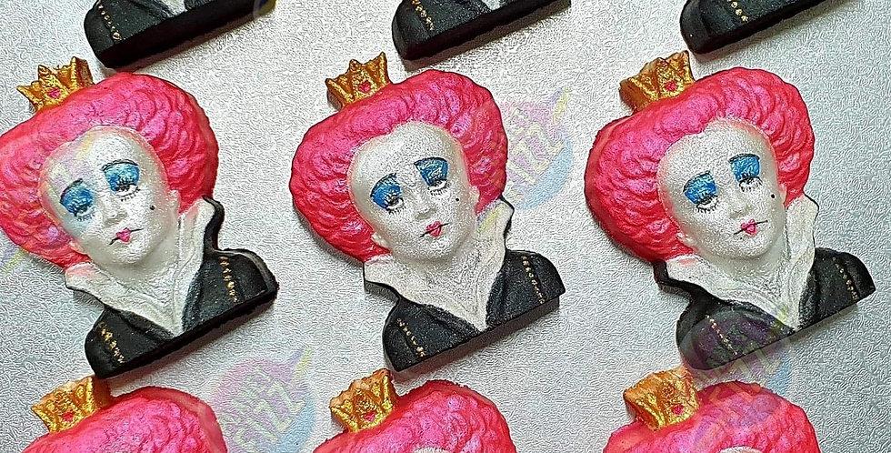 Magical Queen Character Plastic Bath Bomb Mold