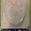 Thumbnail: Large Mask Plastic Bath Bomb Mold