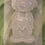 Thumbnail: Holiday Mouse/Bear Plastic Bath Bomb Mold