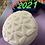 Thumbnail: Flower of Life Plastic Bath Bomb Mold