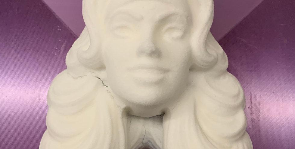 Hero Woman Plastic Bath Bomb Mold