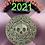 Thumbnail: Aztec Gold Plastic Bath Bomb Mold
