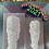 Thumbnail: Large or Medium Sage Bundle Plastic Bath Bomb Mold