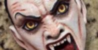 Dracula Horror Character Plastic Bath Bomb Mold
