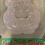 Thumbnail: Chubby Santa Plastic Bath Bomb Mold