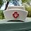 Thumbnail: Nostalgic Nurse's Cap Plastic Bath Bomb Mold
