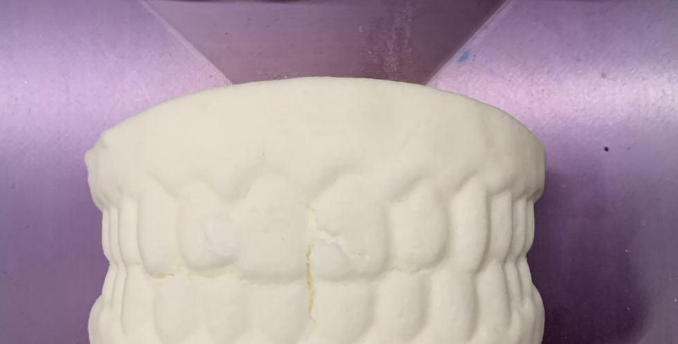 Smile Joker Plastic Bath Bomb Mold