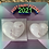 Thumbnail: Large or Medium Where Can I Get This Fixed Heart Plastic Bath Bomb Mold