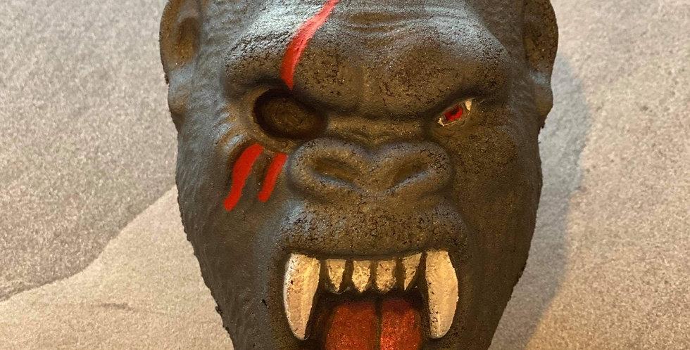 The Mighty Gorilla Plastic Bath Bomb Mold