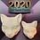 Thumbnail: (Sets) Large or Medium Mystical Cat's Plastic Bath Bomb Mold(s)