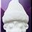 Thumbnail: Holiday Hat Wearing Gnome Plastic Bath Bomb Mold