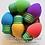 Thumbnail: Holiday Light Bulb Plastic Bath Bomb Mold